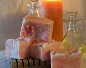 Raspberry Guava Hot Process Soap