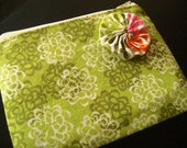 HELP FOR HAITI -- Lettuce Zipped Pouch