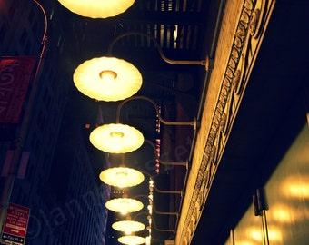 Lights in New York Fine Art Photography