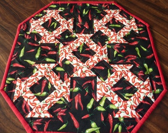 Peppers Fiesta Table Topper