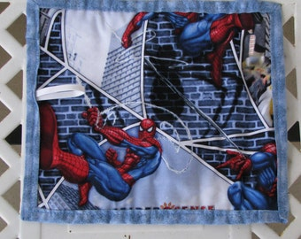 Chalk board roll  spiderman