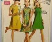 Vintage pattern\/Simplicity 7635     Miss Size 16