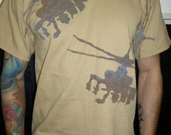 Army Choppers N Tank Shirt