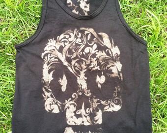 Sugar Skull Oxidy Shirt