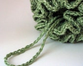 The Perfect Loofah - Sage Green