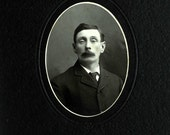Early 1900s Antique Photograph. Instant Irish Ancestry