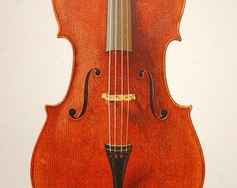 1902 Rare FIRST EDITION book. Antonio Stradivari, His Life and Work (1644-1737)