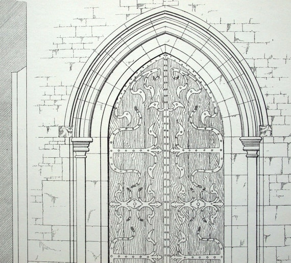 Church Architectural Drawings Architectural Drawing of