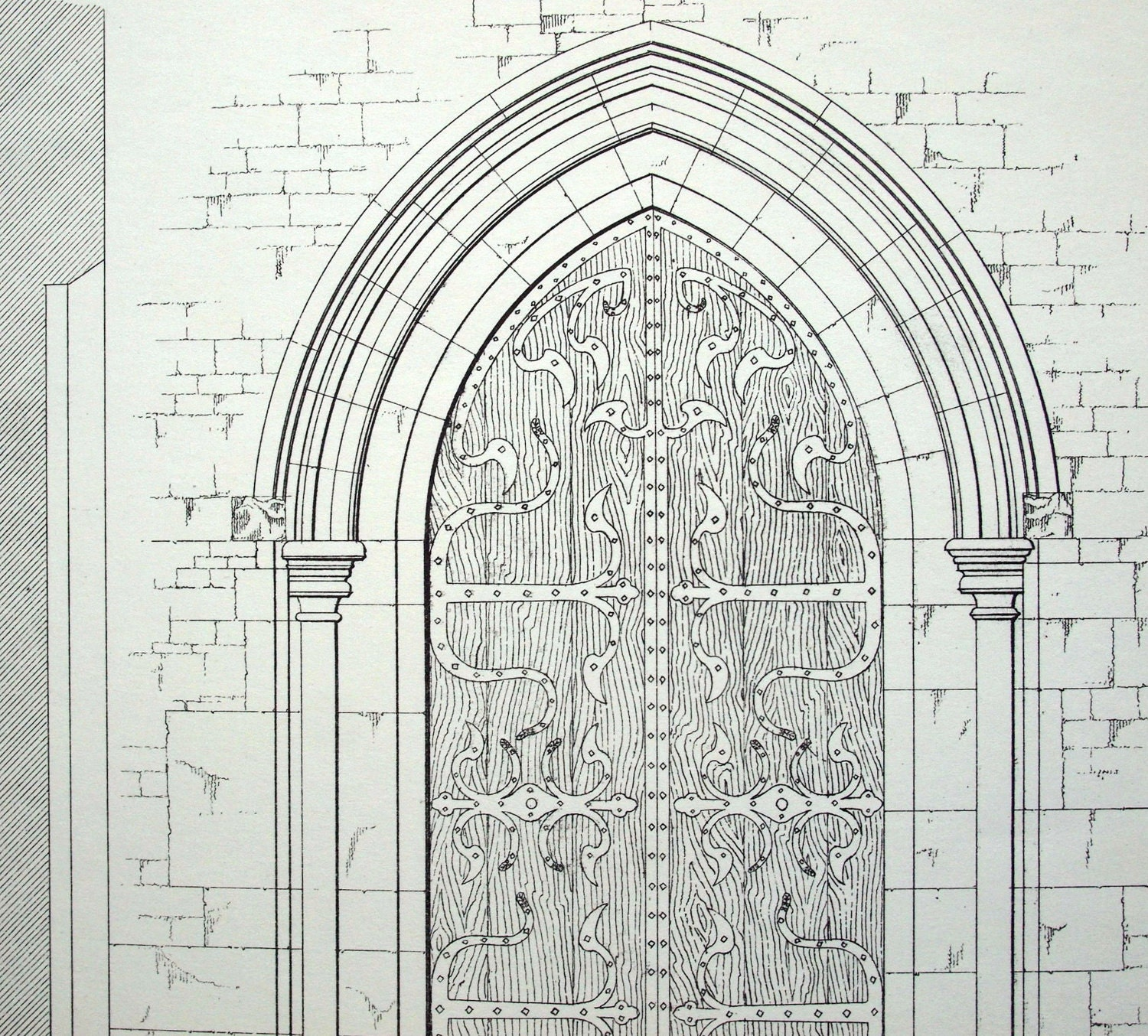Doors Architectural Drawings