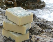 Sea Mist Soap with organic shea butter