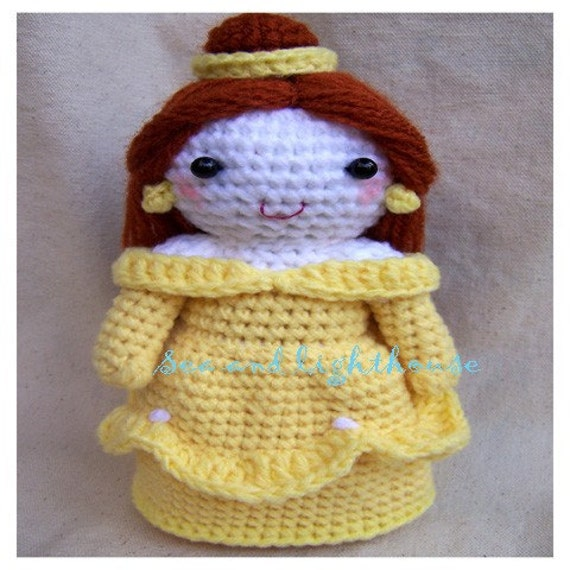 Beauty And The Beast Novel Pdf: Crochet Pattern Beauty And The Beast