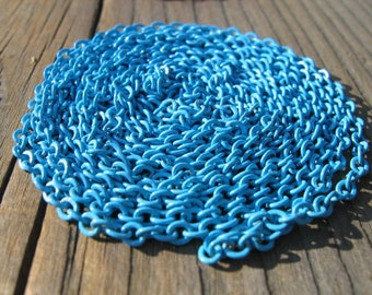 sky blue chain