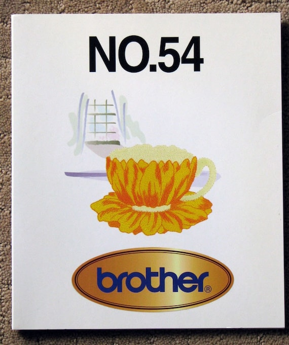 Used Brother Embroidery Cards – Daily Motivational Quotes