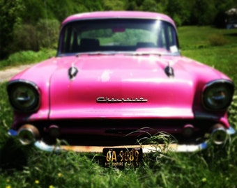 Classic Cars 1 - 8 X 10 Photo Print/ Home Decor/ Wall Decor/ Affordable Fine Art/ Photography for sale