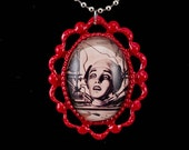 The Brain that Wouldn't Die Necklace