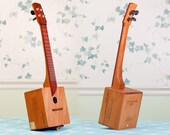 Cigar Box Ukulele Little Red
