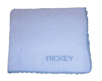 Personalized Blanket - Name