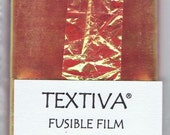 Angelina (Textiva) Fusible Film - RASPBERRY SPARKLE