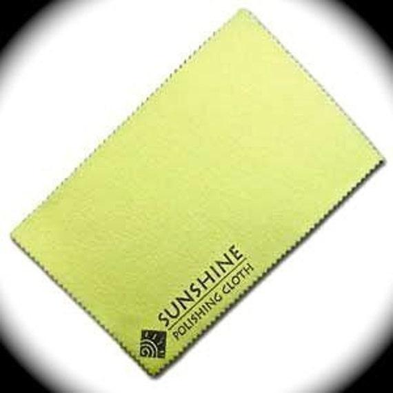 9 - Sunshine Polishing Cloth - QTY 9