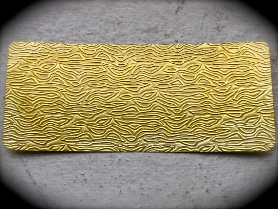 Brass Texture Plates uk Brass Texture Plates Wave