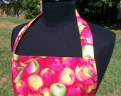 Apples, apples everywhere Hostess Apron