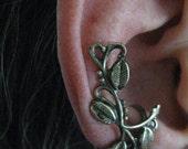 EAR CUFF, earclip, ear wrap FILIGREE