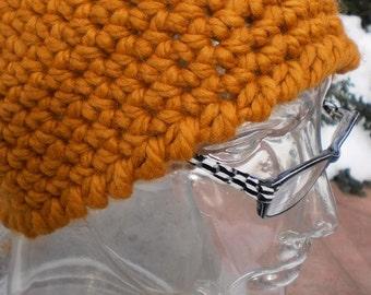 CROCHET PATTERN for Chunkiest Winter Hat