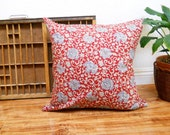 "decorative designer pillow cover....20x20""..ready to ship"