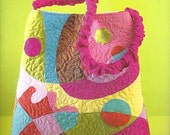 Quilted Bags and Purses by Mary Jo Hiney Hardcover