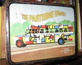 The Partridge Family metal lunchbox