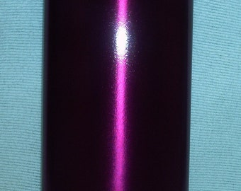 Ready To Ship! 12 oz Metallic Purple Liquor Flask Plus FREE Flask Funnel, and In-Country Shipping! More Color Options Listed Inside!