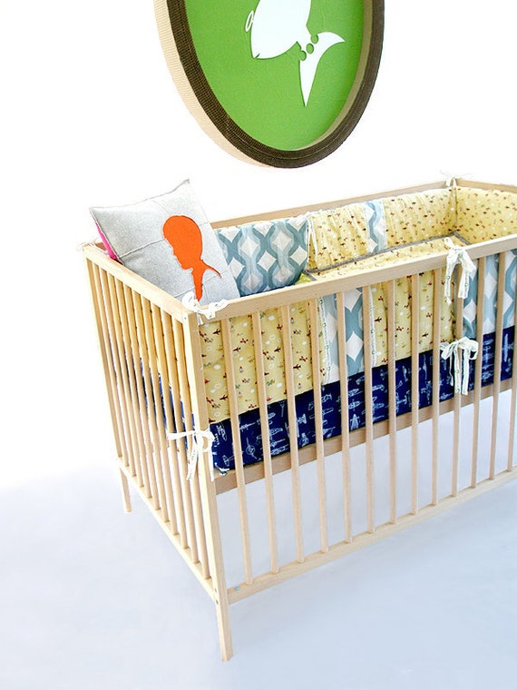 how to stop baby from chewing on crib