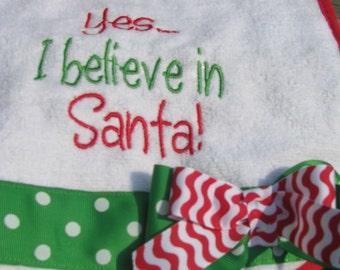 Christmas  bibs