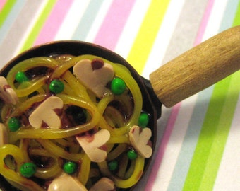 SUPER SALE Super Noodle Brooch
