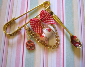 Sweet Treats Kilt Pin