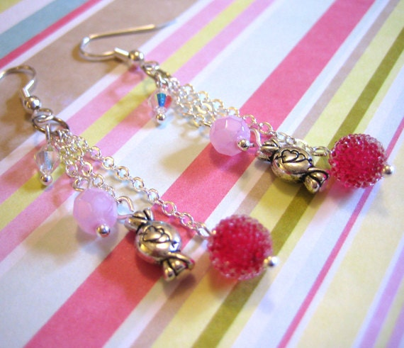 SUPER SALE Candy Cluster Earrings