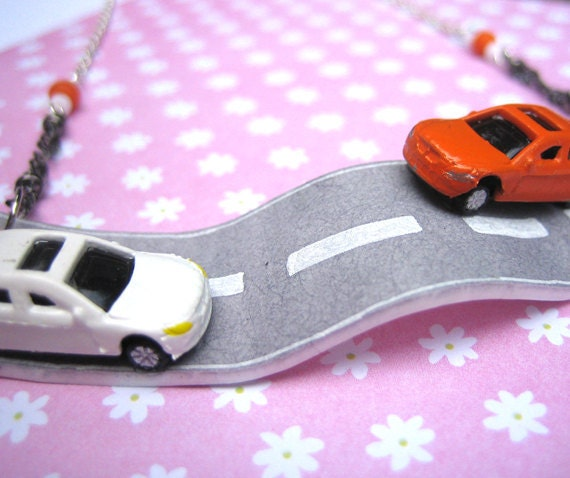 American Freeway Necklace