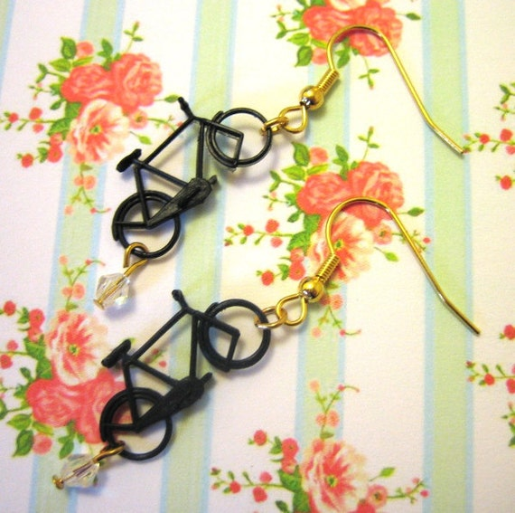 Biker Geek Earrings