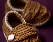 RESERVED for kristineholland - Little Button Loafers x 2