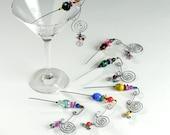 Set of 6 Cocktail Olive Skewers / Martini Skewers
