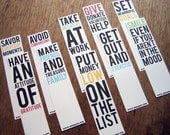 Happiness Bookmarks