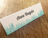 Printable Wedding Place Cards - Love Birds