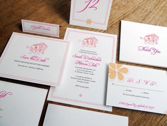 Wedding Invitations Kit: Printable Complete Wedding Invitation Kit Mumbai By Empapers