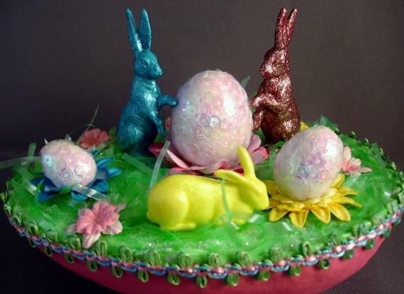 Easter-Time Fun Egg Scene