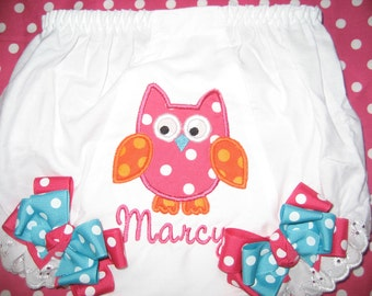 Boutique Owl bloomers