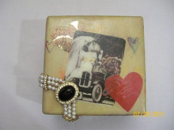 Shower - Wedding - Anniversary Keepsake Box