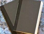 Blank Art Journal Black and White