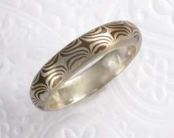 Special Mokume Ring