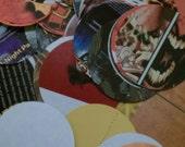 2 Inch Punched Paper Circles- destash