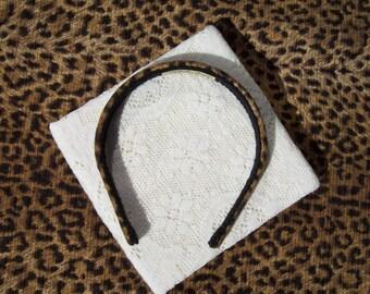Leopard Hair Band